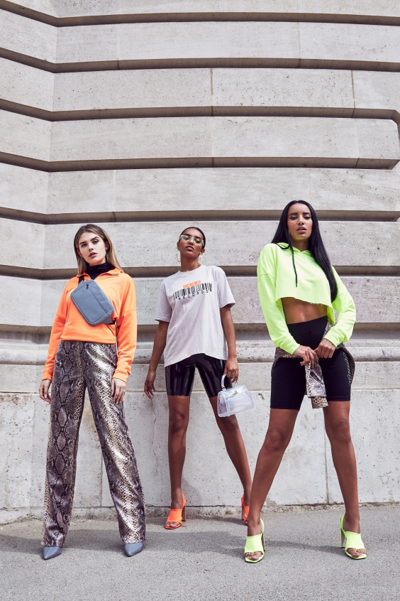 missguided bright colours colourful casualwear