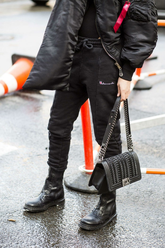 chain bags trend