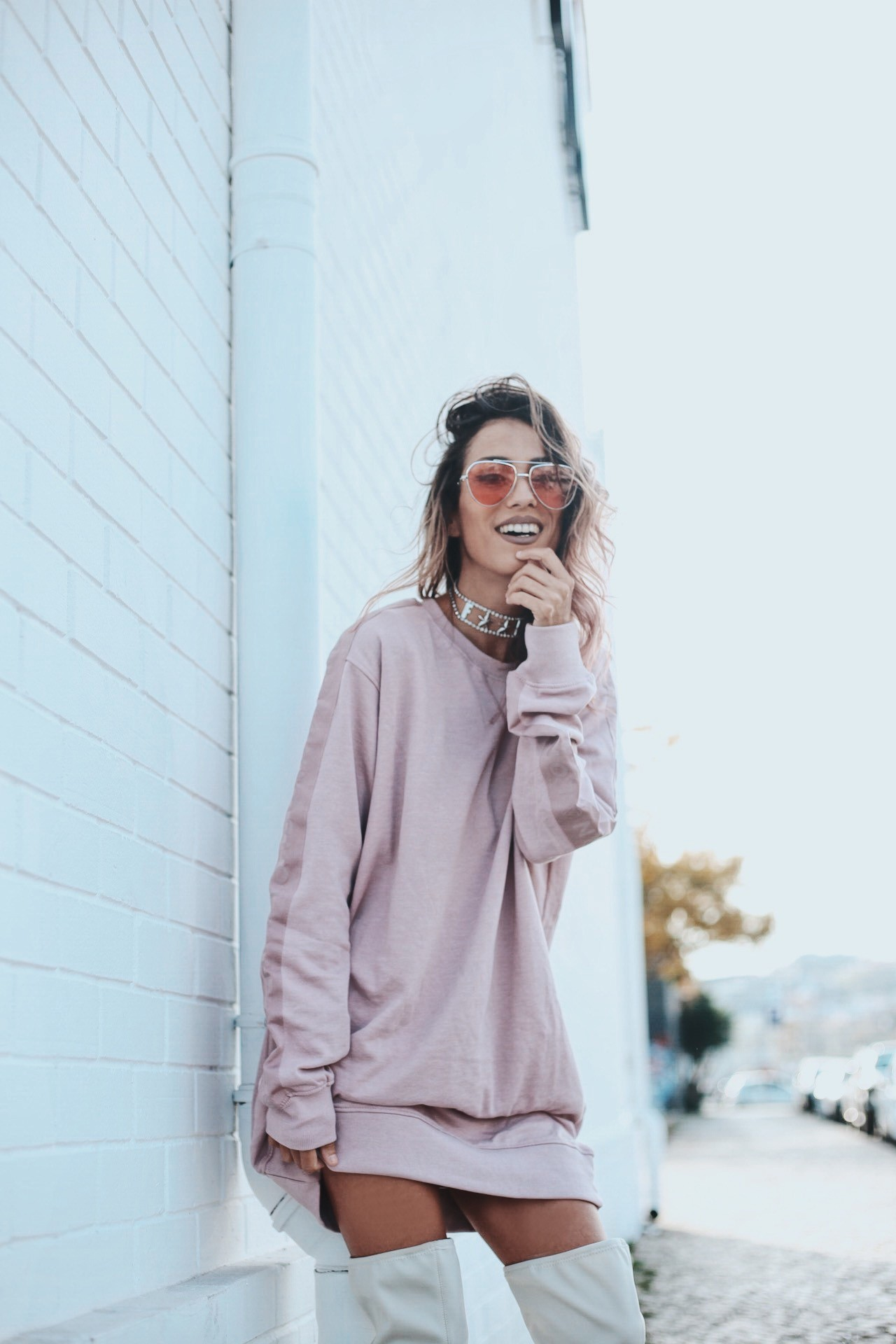 missguided blogger style