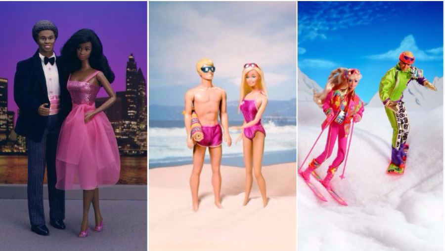 barbie and ken moments
