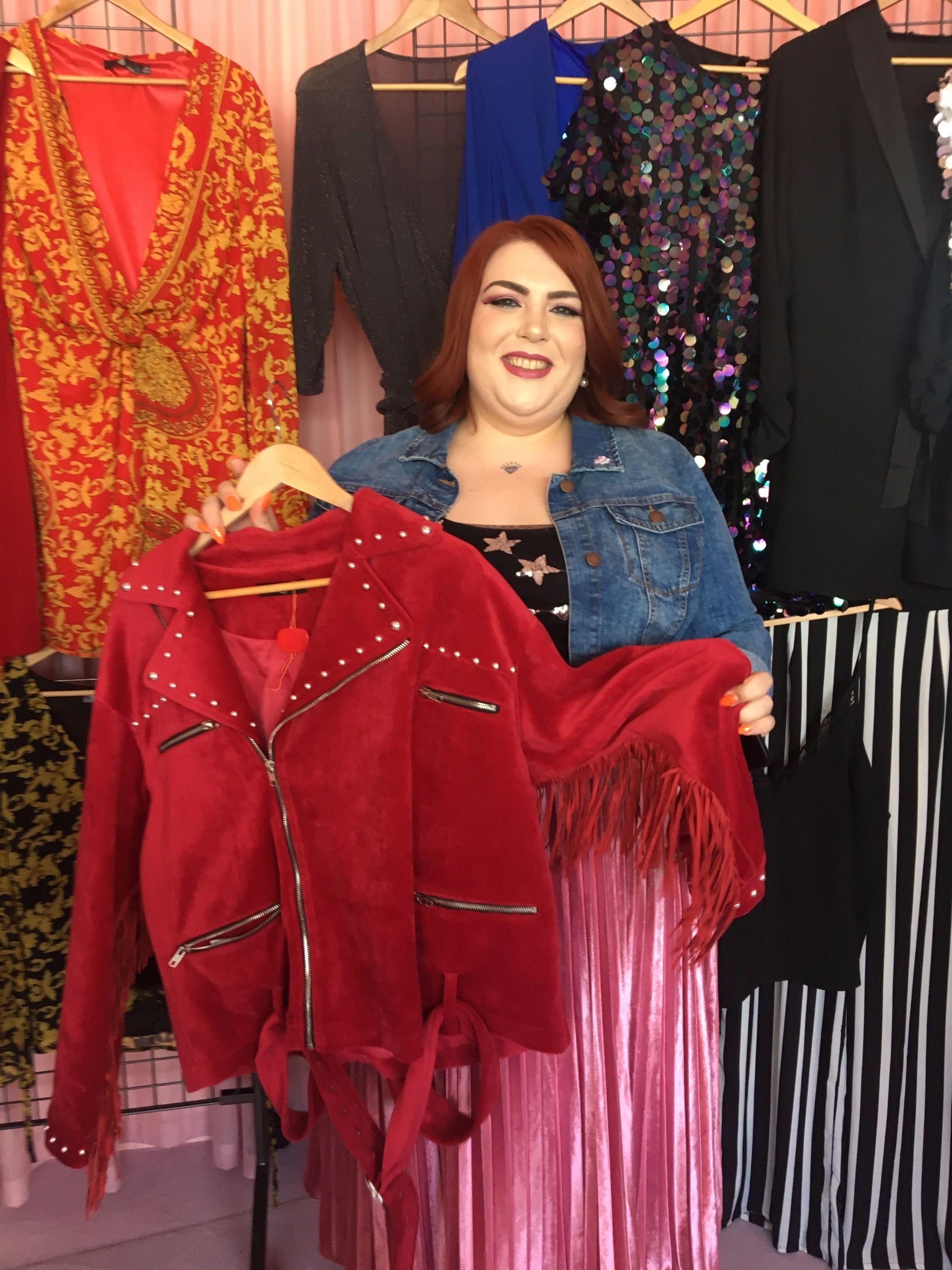 missguided plus size jackets