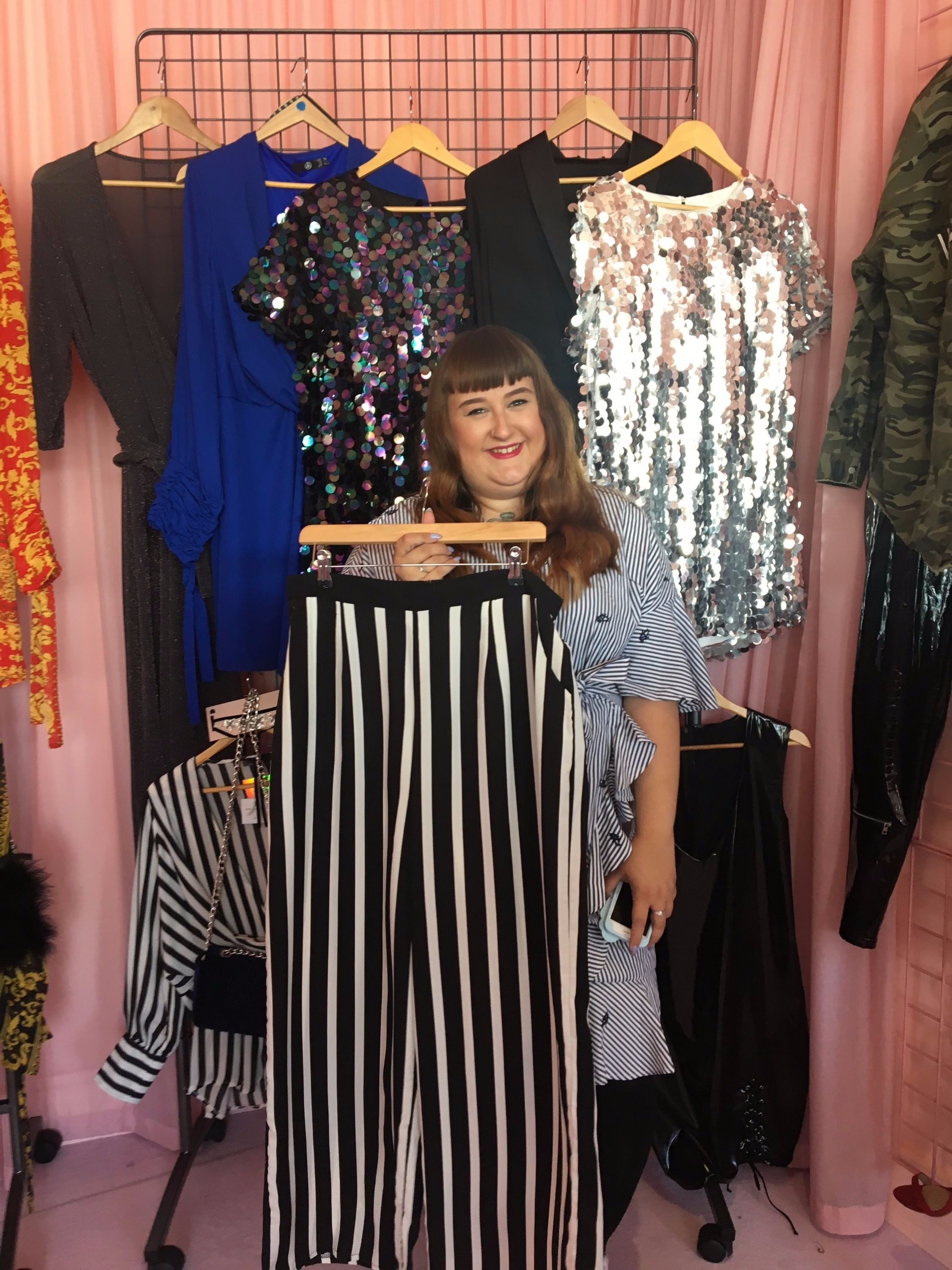 missguided plus size trousers