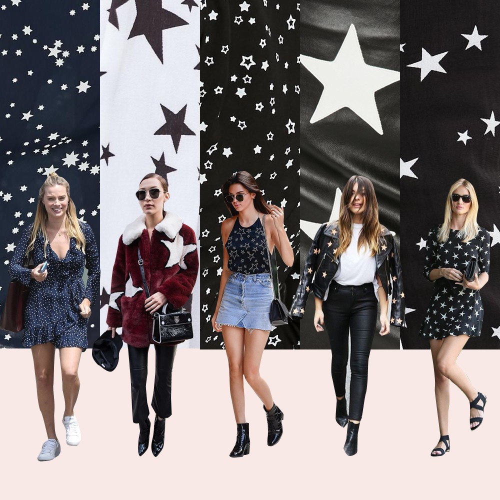 star print dresses missguided