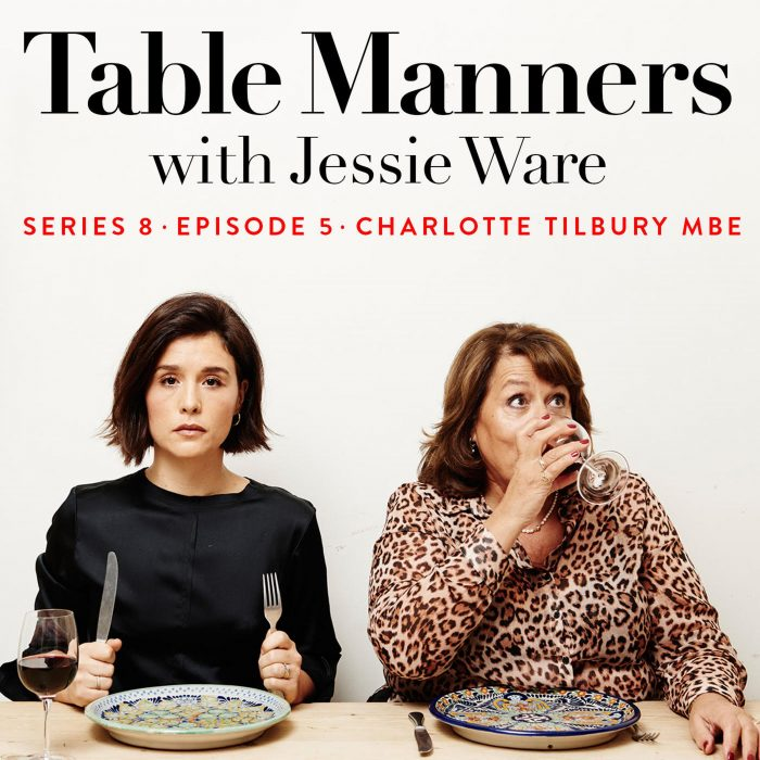 Table manners with Jessie Ware podcasts