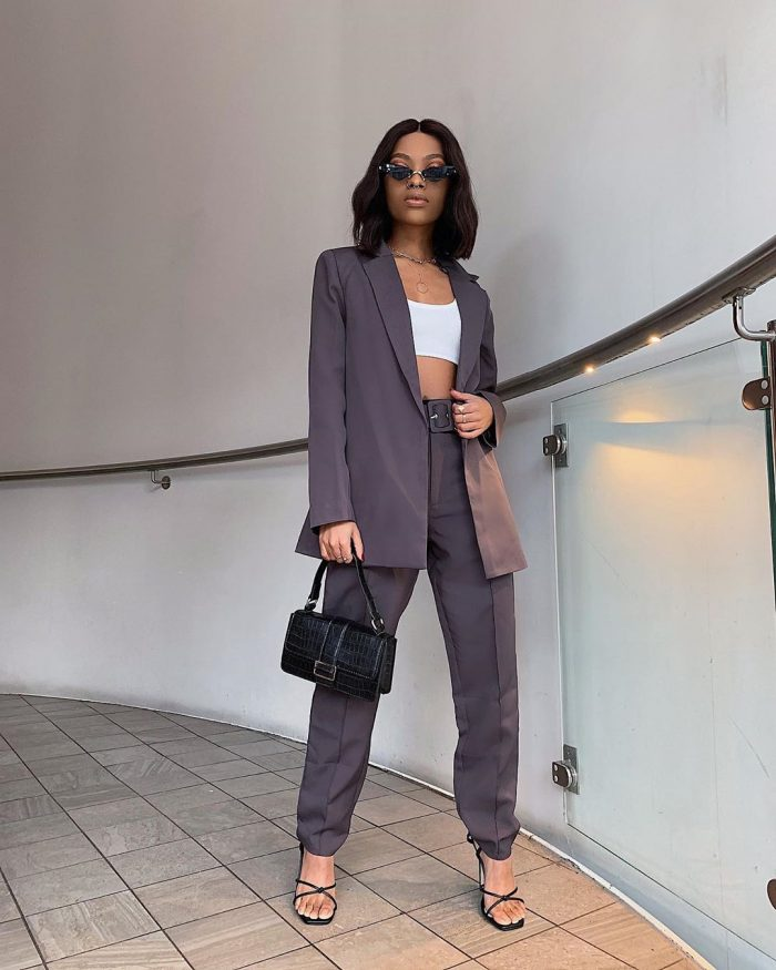 Babes of Missguided outfit