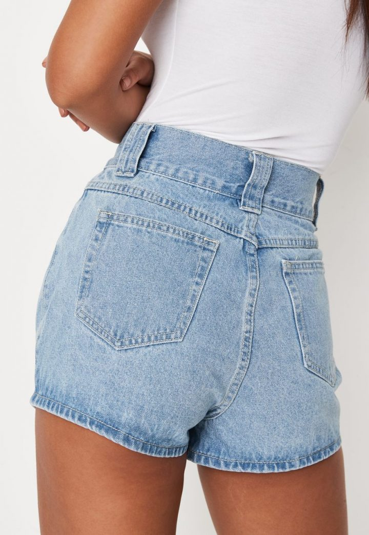 Double button mDouble button mom short 1om short 1