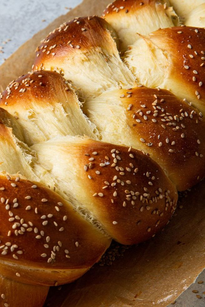 Challah bread for jewish new year