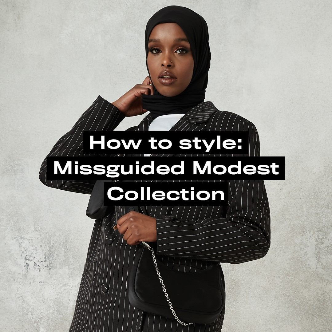 Missguided modest