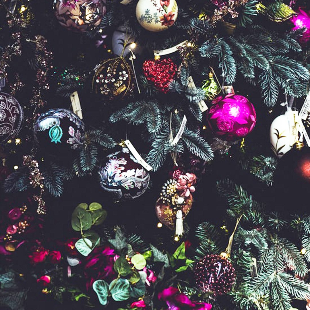 Christmas Tree Decor Missguided