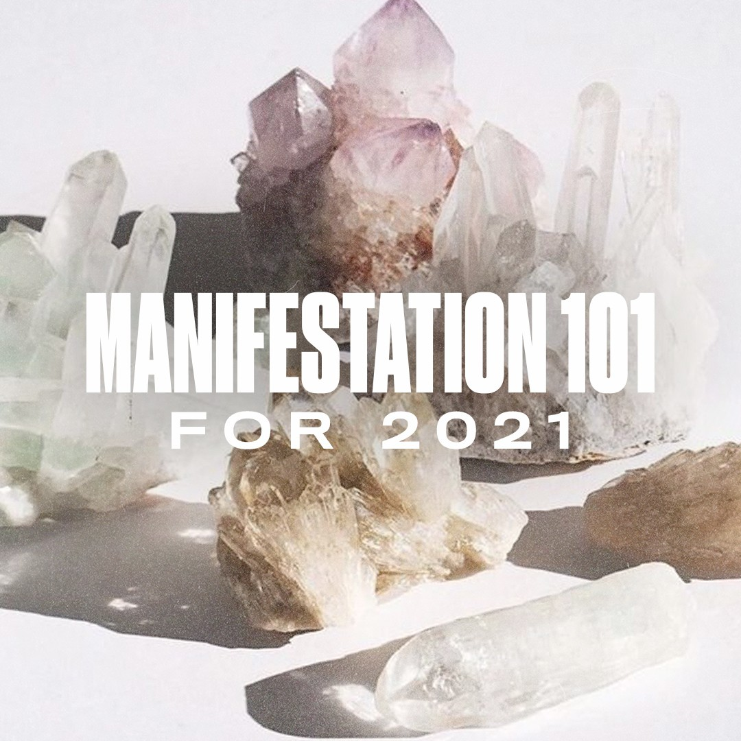 Missguided manifestation crystals