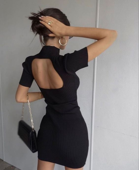 Little Black Dress New Year's Eve Missguided