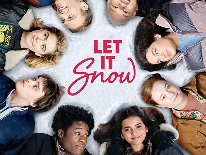 Let It Snow Christmas Film List Missguided