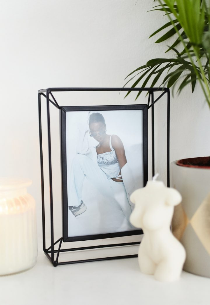 Missguided home photo frame