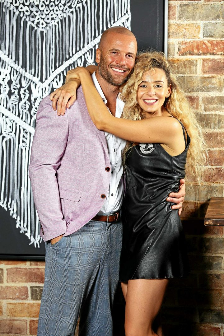 MIKE GUNNER AND HEIDI LATCHAM married at first sight australia