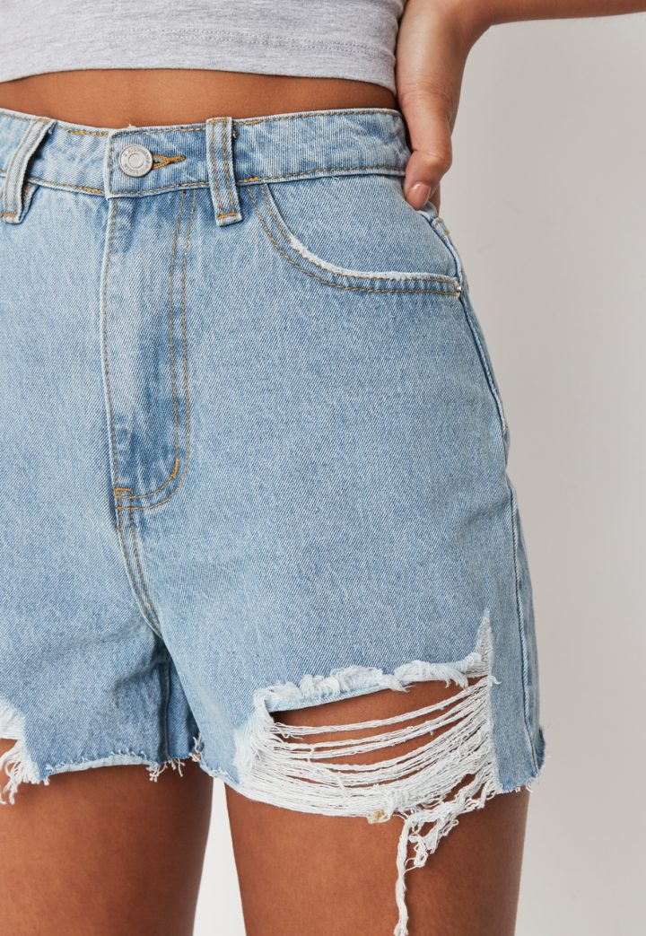 recycled-high-waisted-ripped-mom-short-1