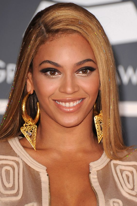 beyonce eyebrows