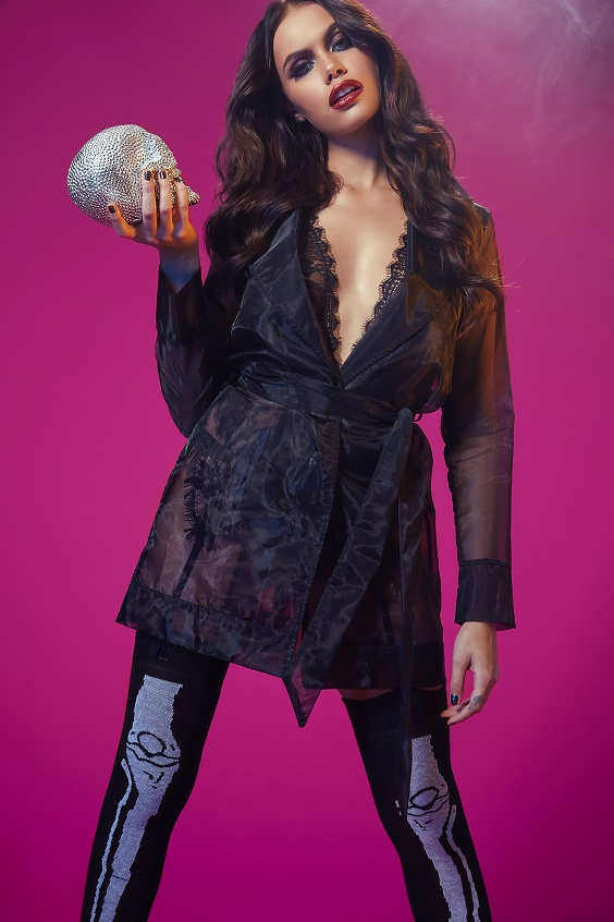 missguided skeleton halloween costume