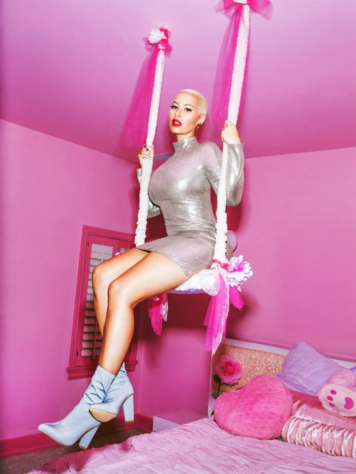 interview amber rose missguided