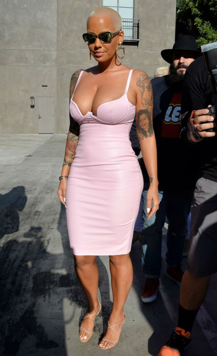 missguided amber rose fashion