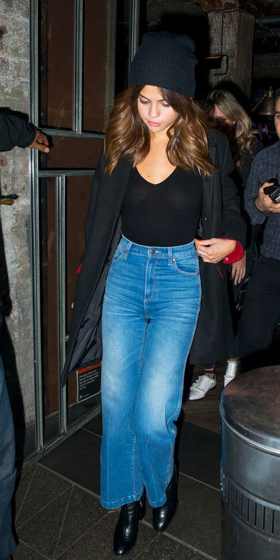 Selena Gomez Denim Missguided