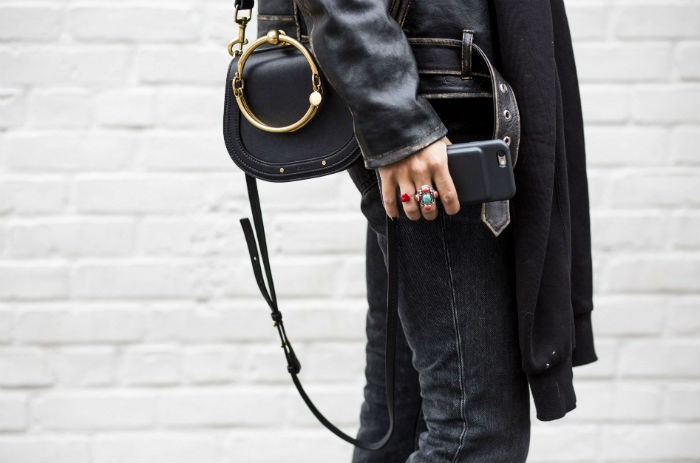 statement bag trend