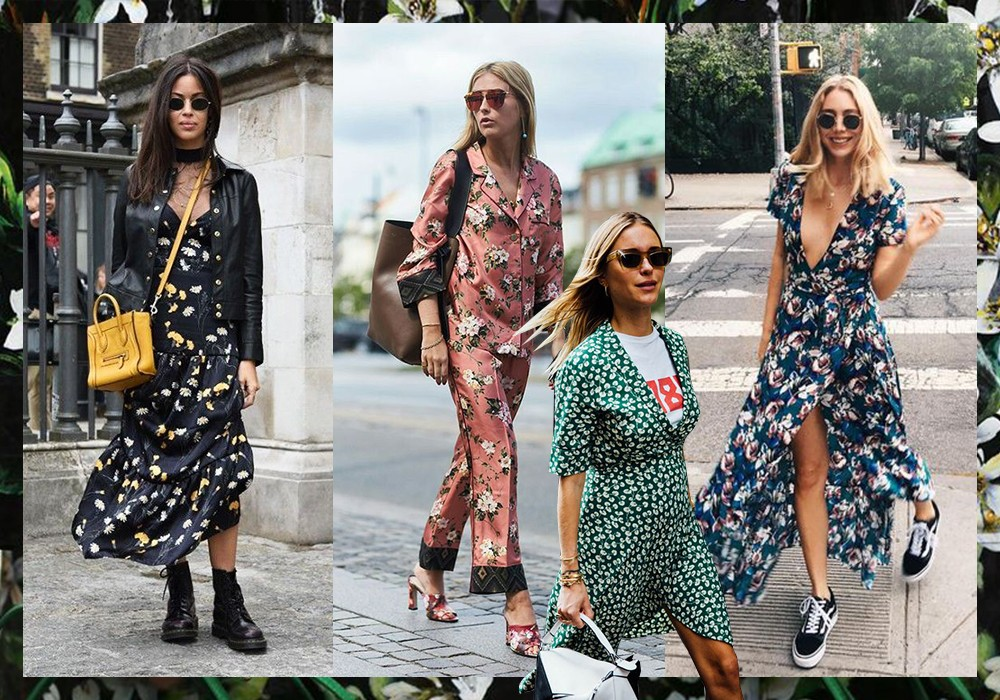 Missguided Florals Inspo