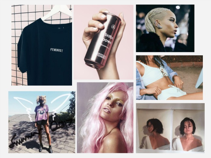 Missguided May Moodboard