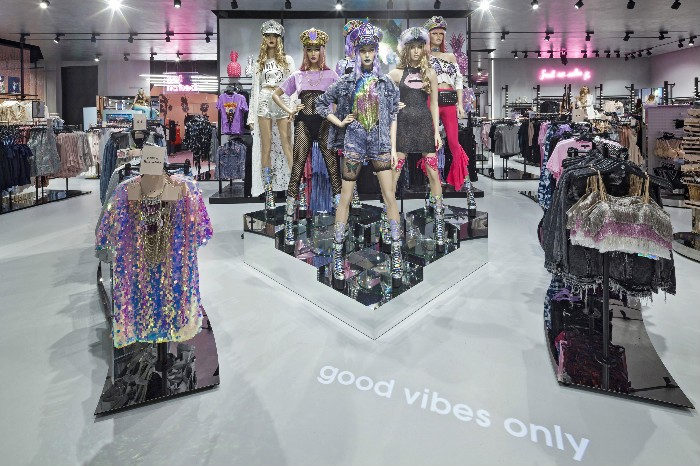 Missguided IRL Bluewater Kent