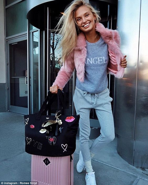 missgudied airport outfit travel clothes inspo