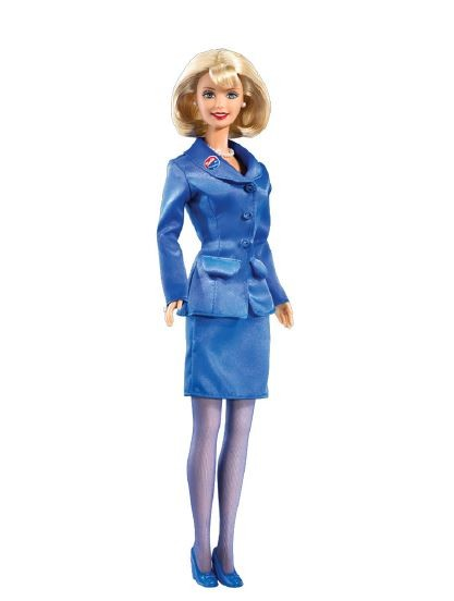 barbie in the 1990s