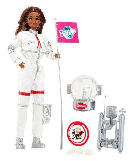 astronaut barbie 1994