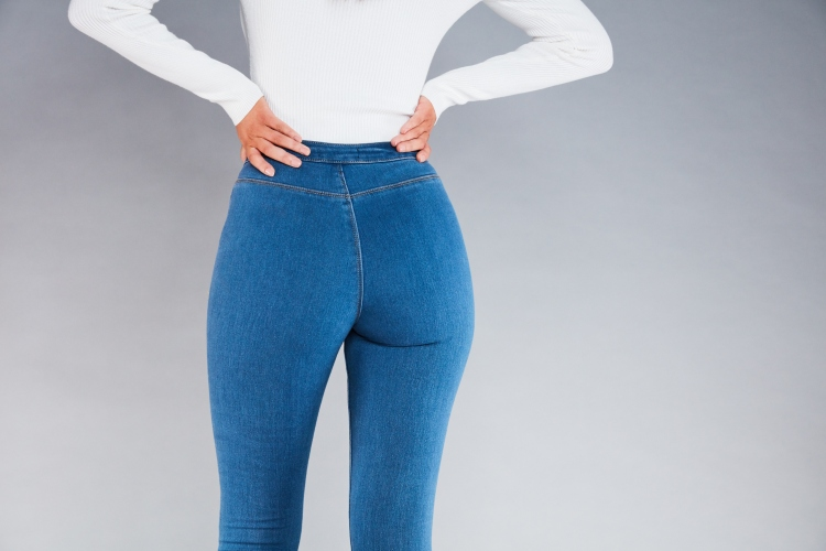 missguided outlaw jean jeggings denim