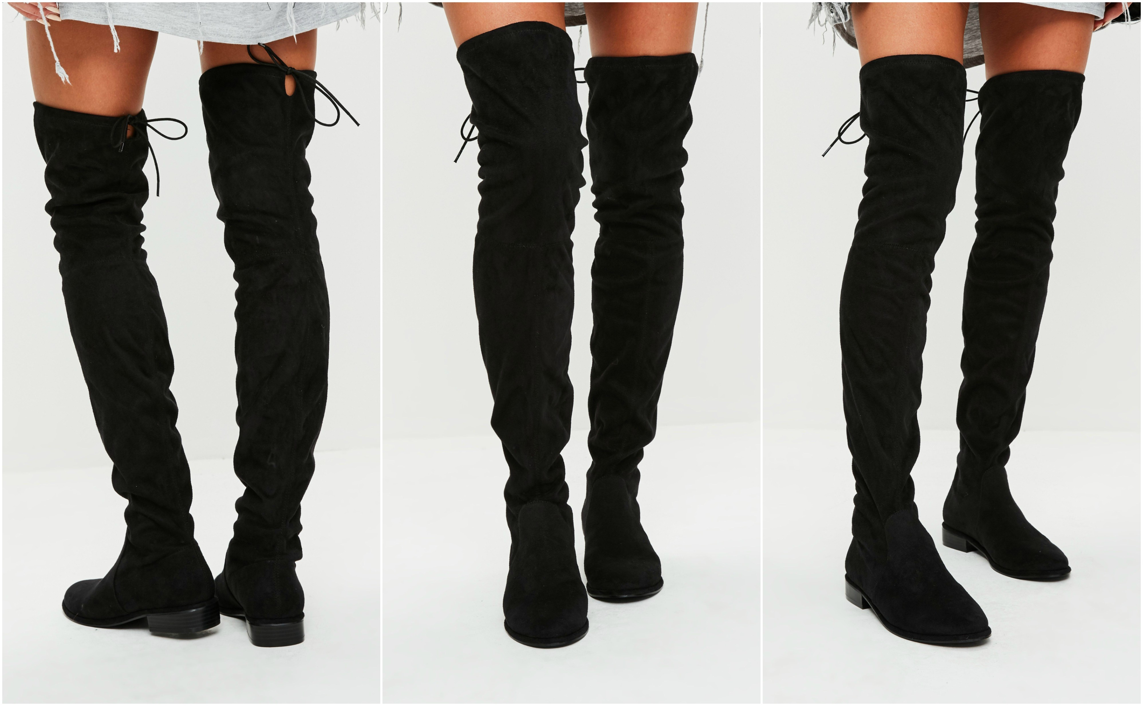 Missguided Over Knee boots