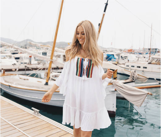 missguided ibiza town style guide