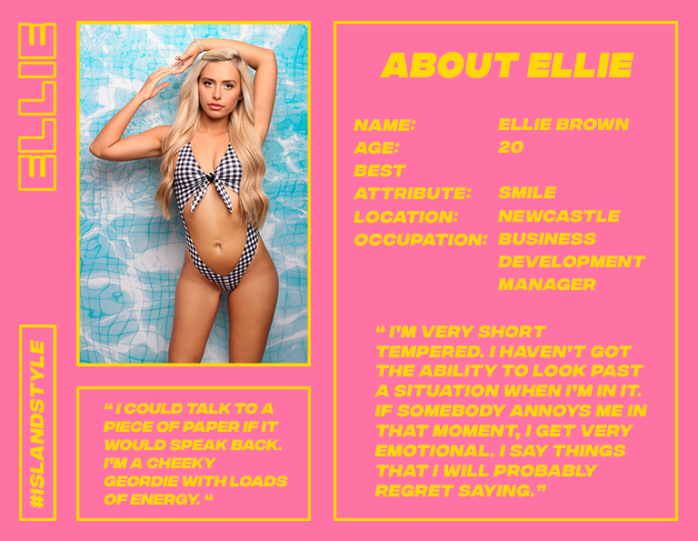 ellie love island