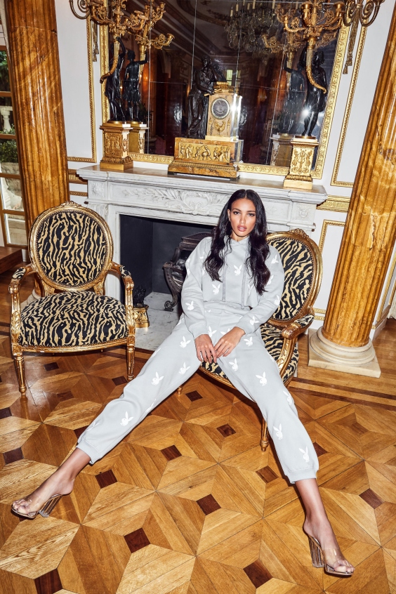 playboy x missguided tracksuit missguided playboy
