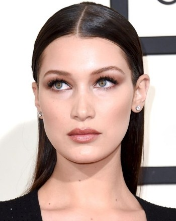 bella hadid eyebrows