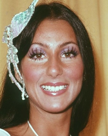 cher eyebrows 70s brows
