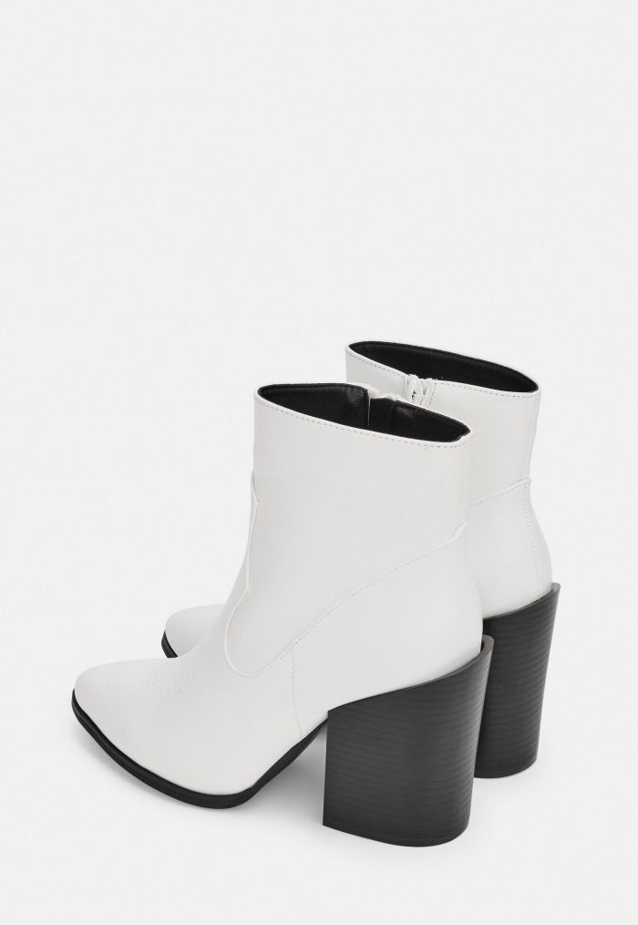 White western winter boots
