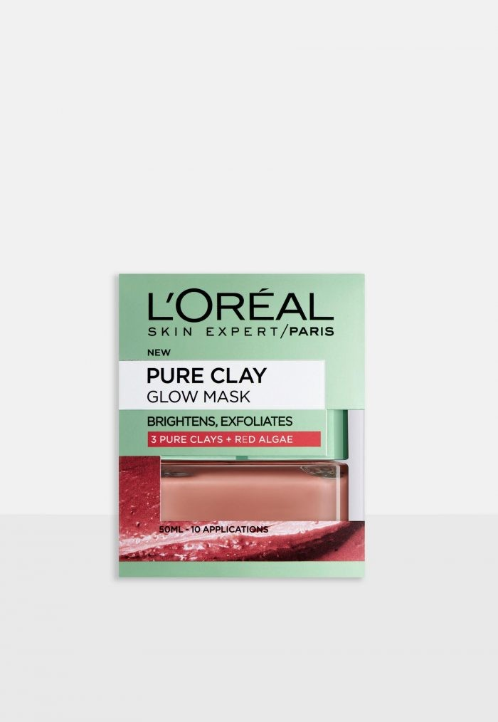 Clay face mask stocking fillers