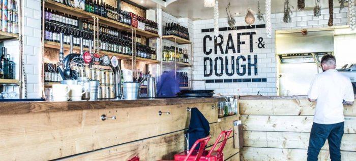 Craft and Dough Sheffield