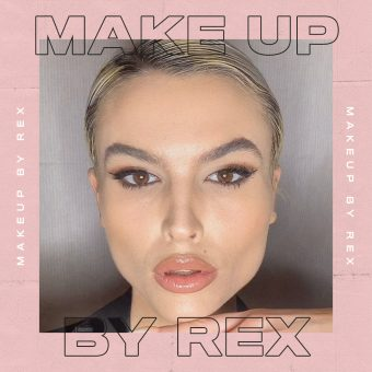 Makeup by Rex new year glam