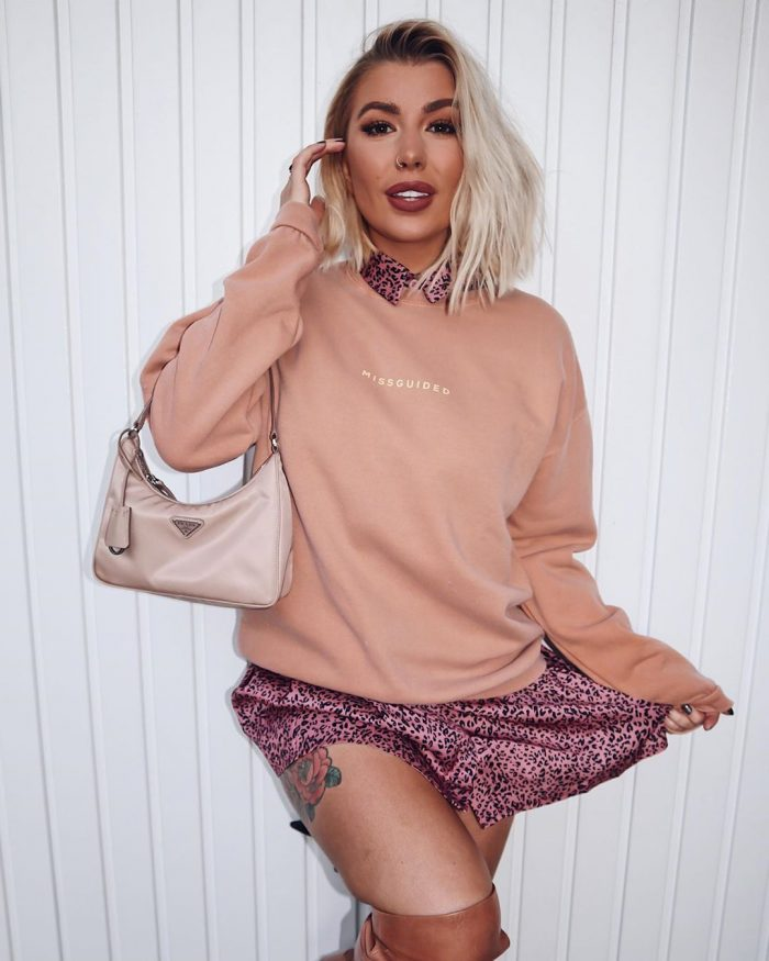Babes of Missguided Olivia Buckland