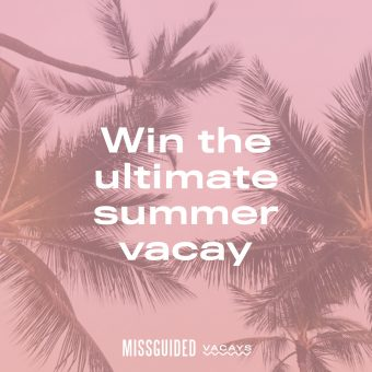 Missguided vacays
